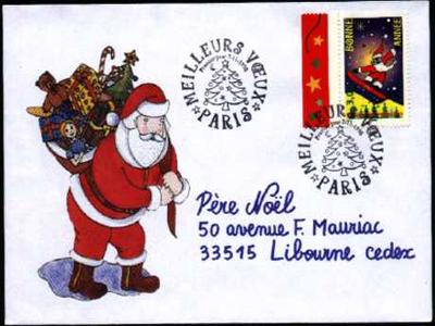 Vite, la lettre au Pere Noel !....