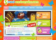 publicité sur maxi-anniversaire.com
